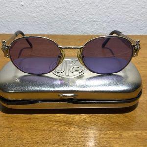 Authentic vintage Jean Paul Gautier glasses